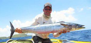 13 wahoo curacao fishing