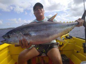 6 tuna curacao fishing