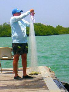 Kayak Fishing Curacao 12
