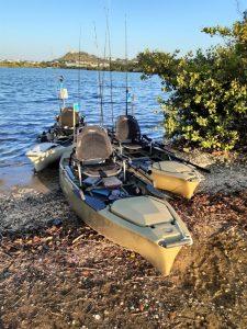 Kayak Fishing Curacao 4