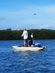 Kayak Fishing Curacao 7