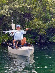 Kayak Fishing Curacao 8
