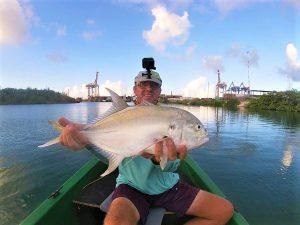 boot 3 curacao fishing